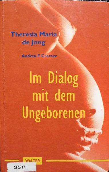 Buchcover: Im Dialog mit dem Ungeborenen