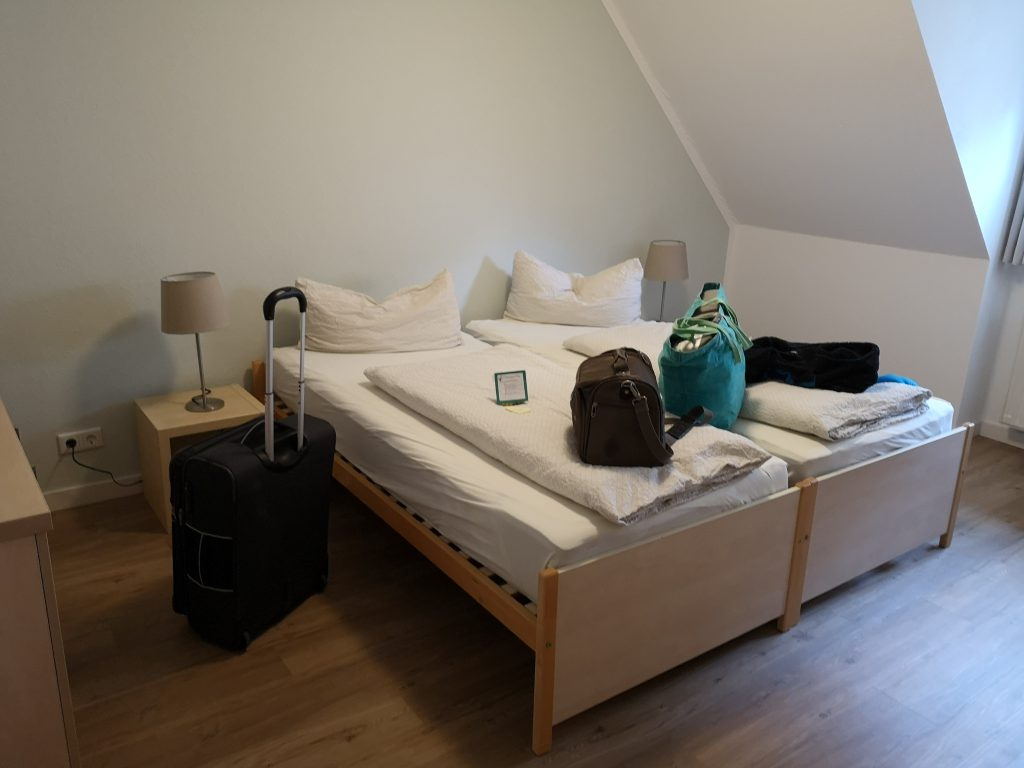 Zimmer im Ronald Mc Donald Haus